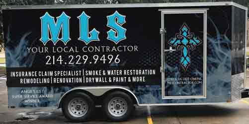 Mls Restoration Amp Remodeling Painting Contractor